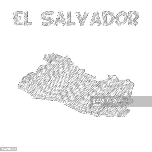 Gallo Images - Gallo Images - 522785424 - map el salvador ...