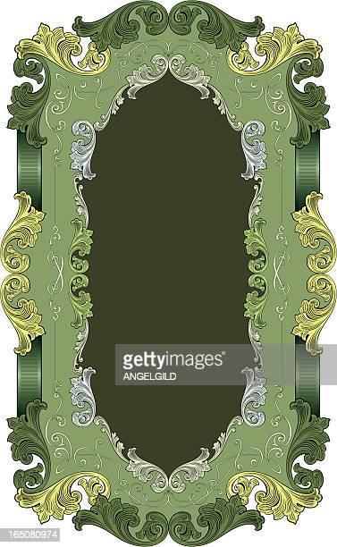 Aufwendige Panel-Design