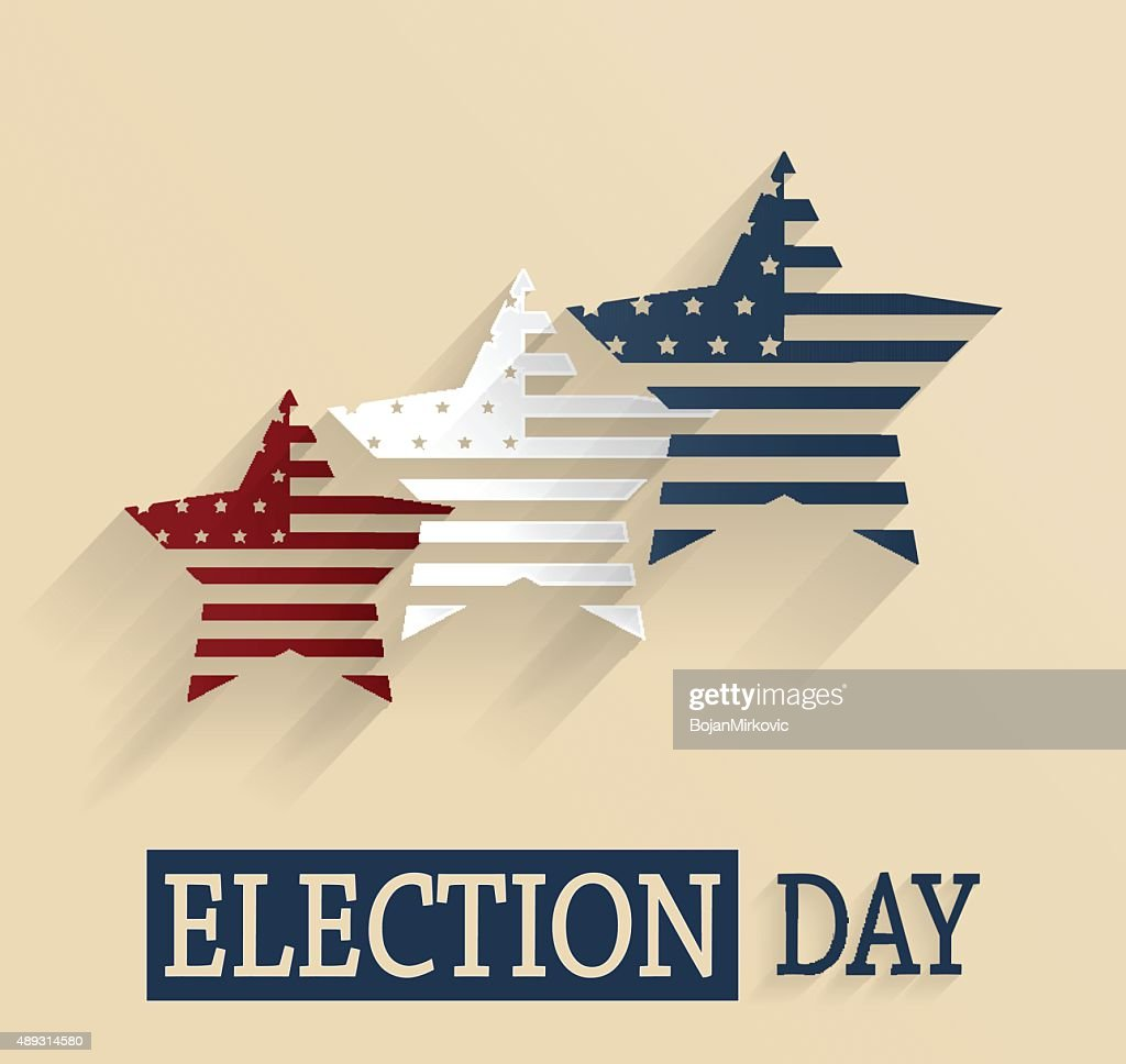 Election Day poster