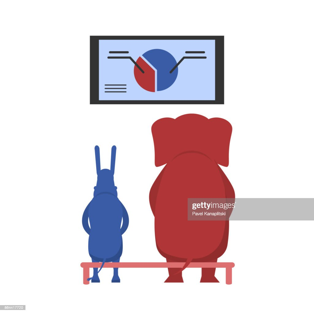 USA election theme