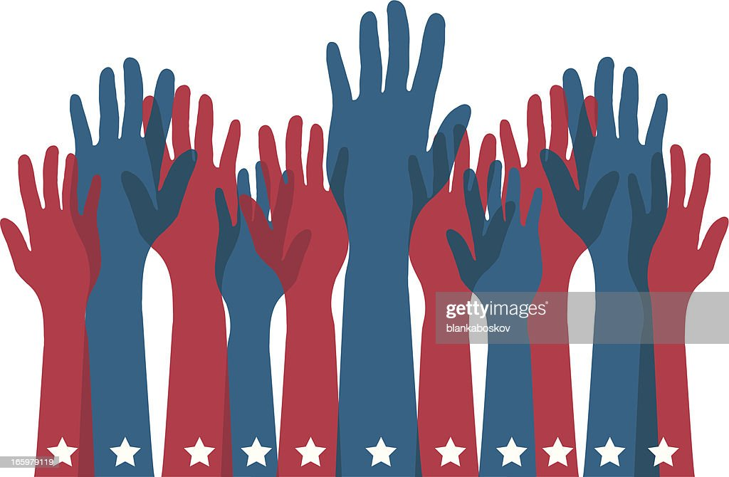 Elections : stock illustration