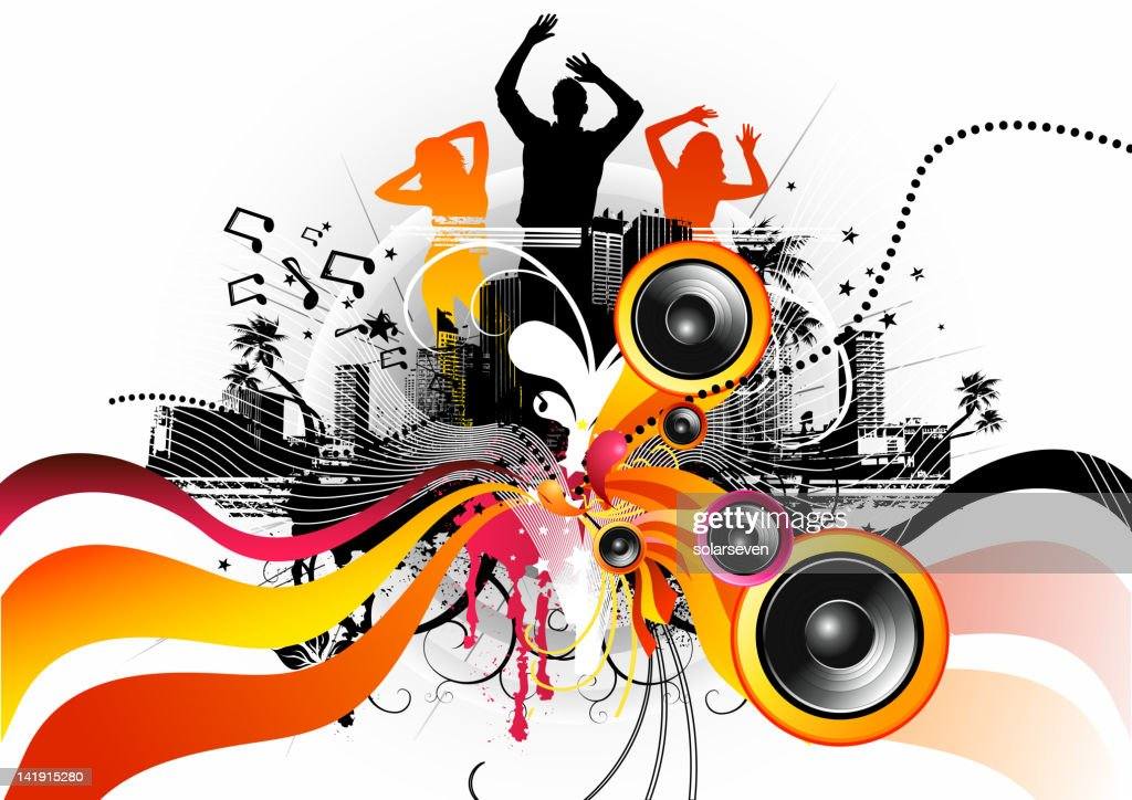 Electric freeflow Dance