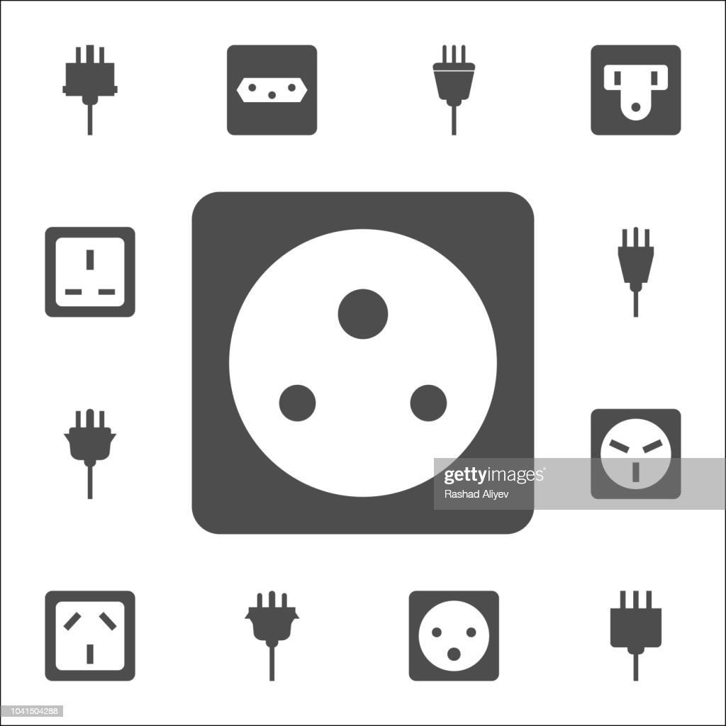 electrical marking icon. web icons universal set for web and mobile