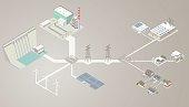 Electrical Transmission Diagram