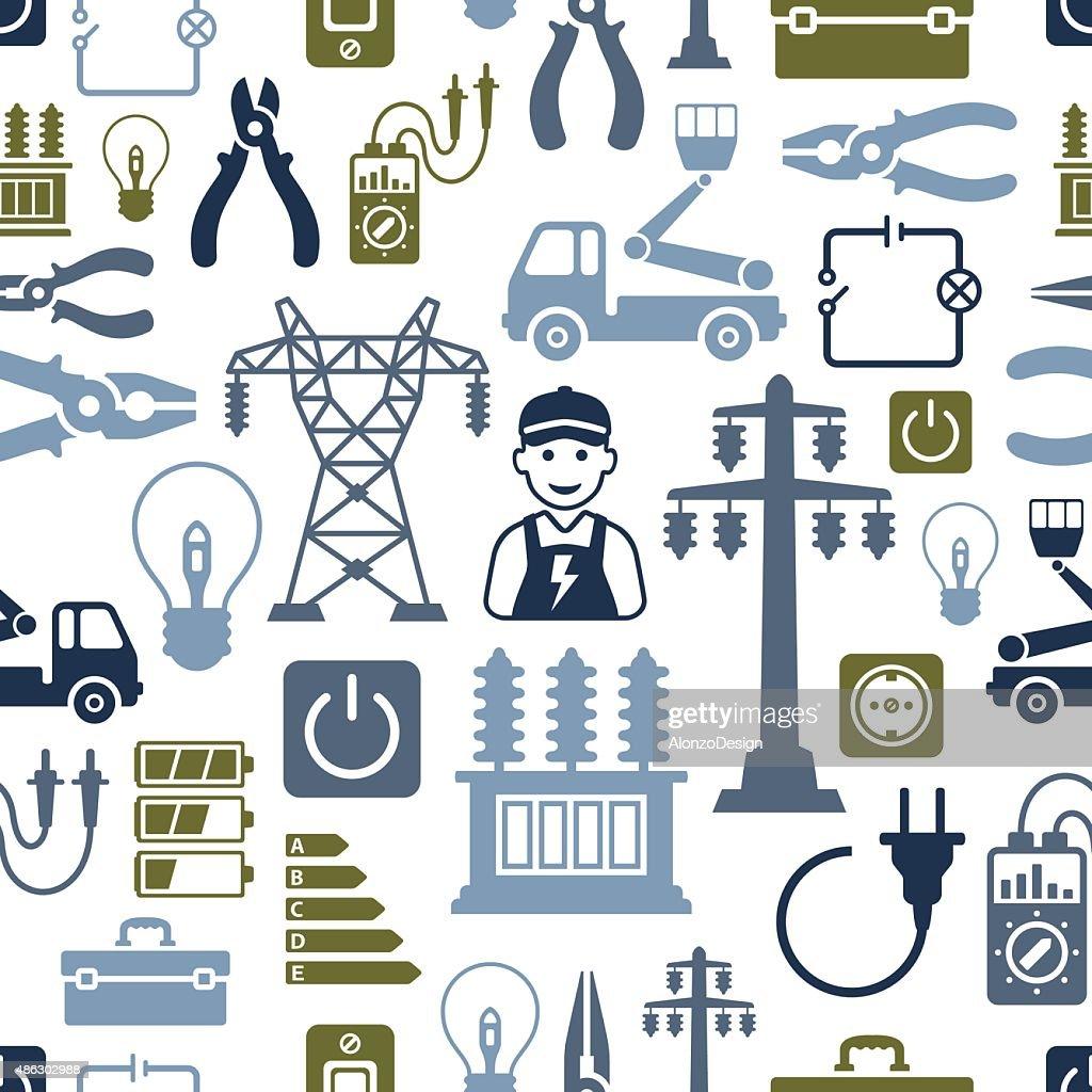 Electricity Pattern