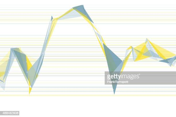 Electricity Polygon Triangle Diagramm