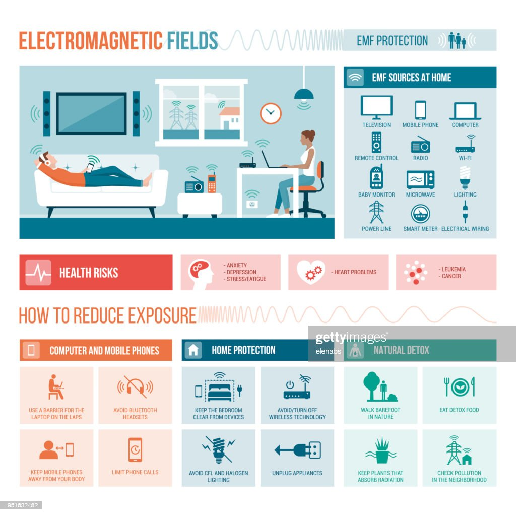 Electromagnetic fields in the home