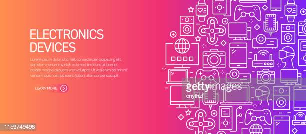 1 139 Electronics Store High Res Illustrations Getty Images