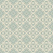 Elegant antique background 332_round curve flower kaleidoscope
