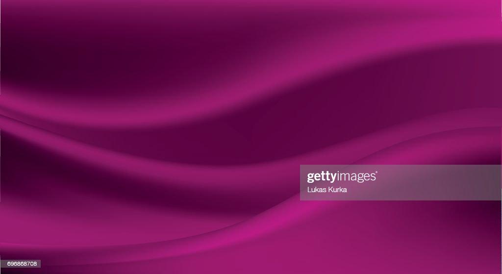 Elegant purple silk, satin luxury cloth, abstract background