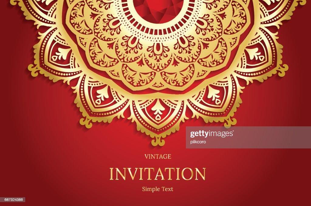 Design Der Eleganten Save The Datekarte Vintage Floral Einladung ...
