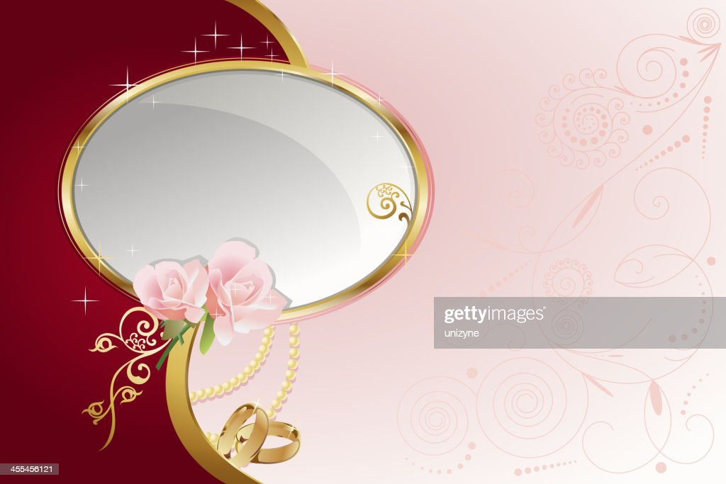 Elegant Wedding Background High Res Vector Graphic Getty