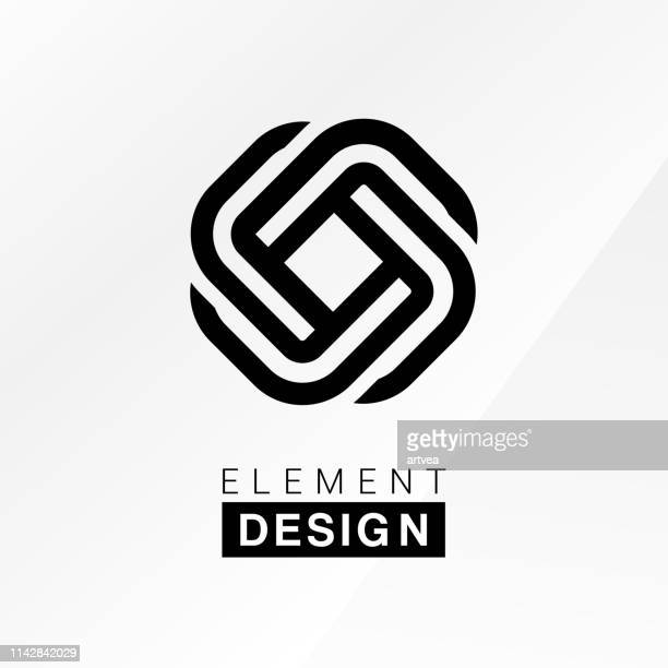 element design - logo stock-grafiken, -clipart, -cartoons und -symbole