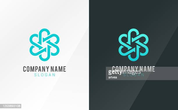 element design - logo stock illustrations