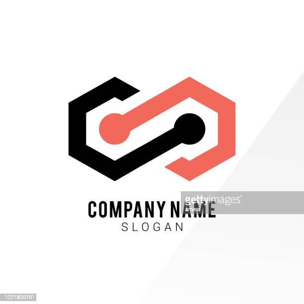 element design - infinity stock illustrations