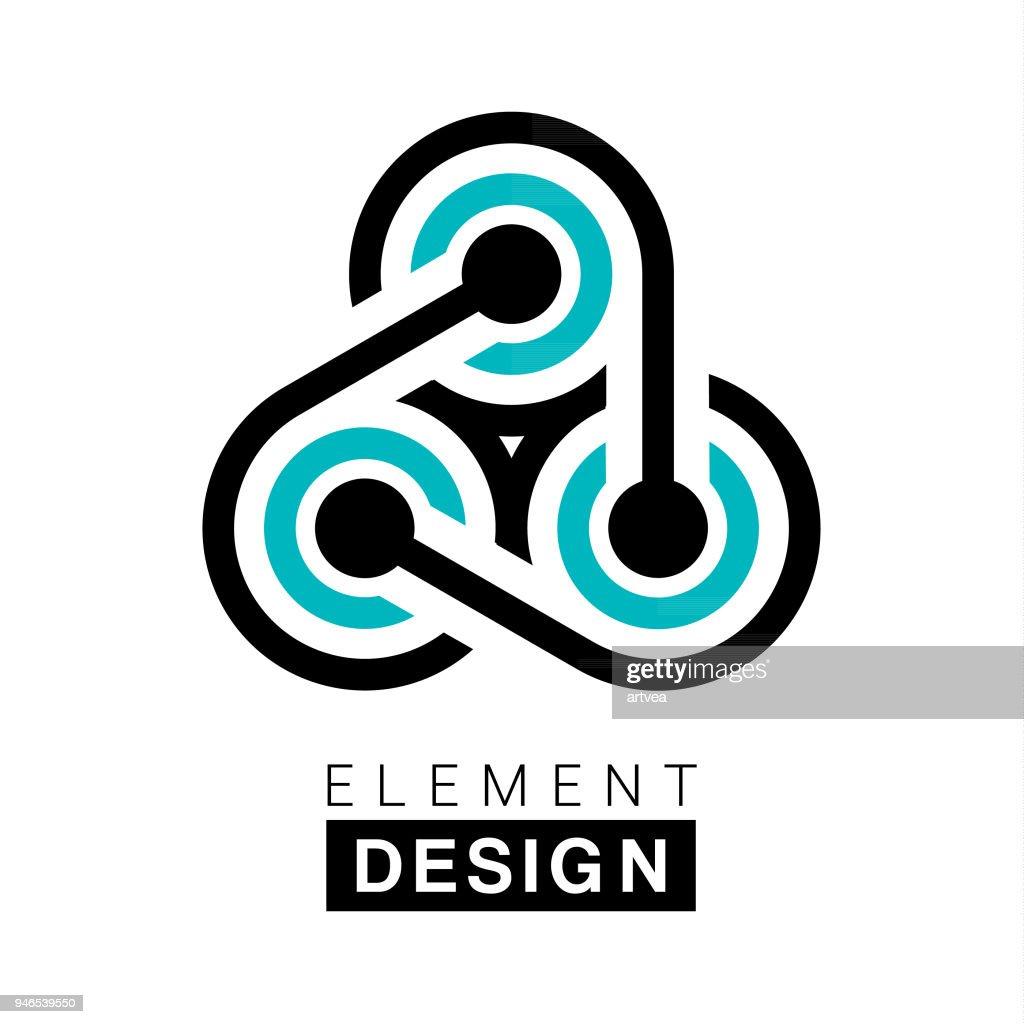 Element Design : stock illustration