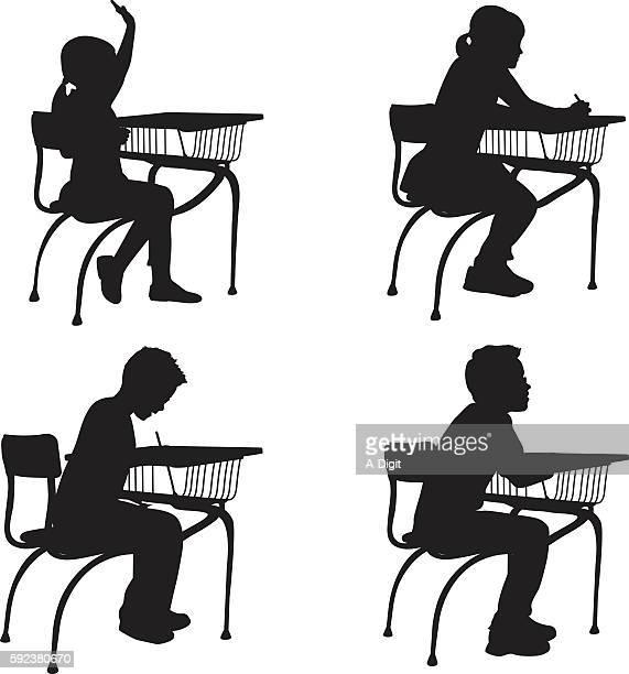 Elementary Student Desk Bundle