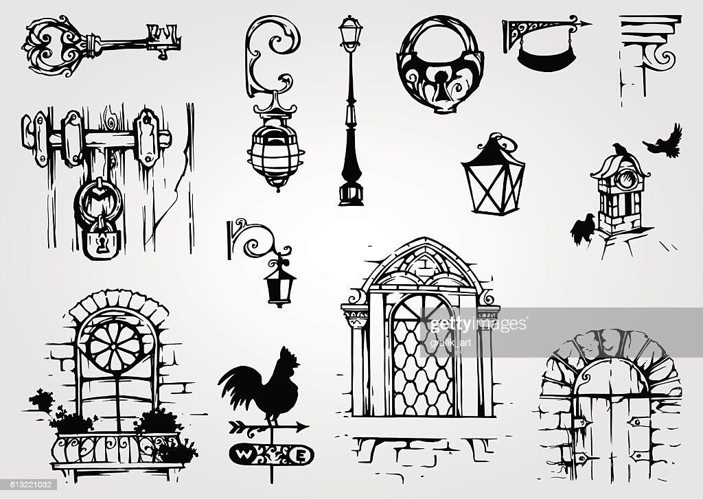elements architecture