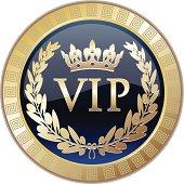 VIP Elite Award Medal