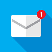 Email Icon Flat