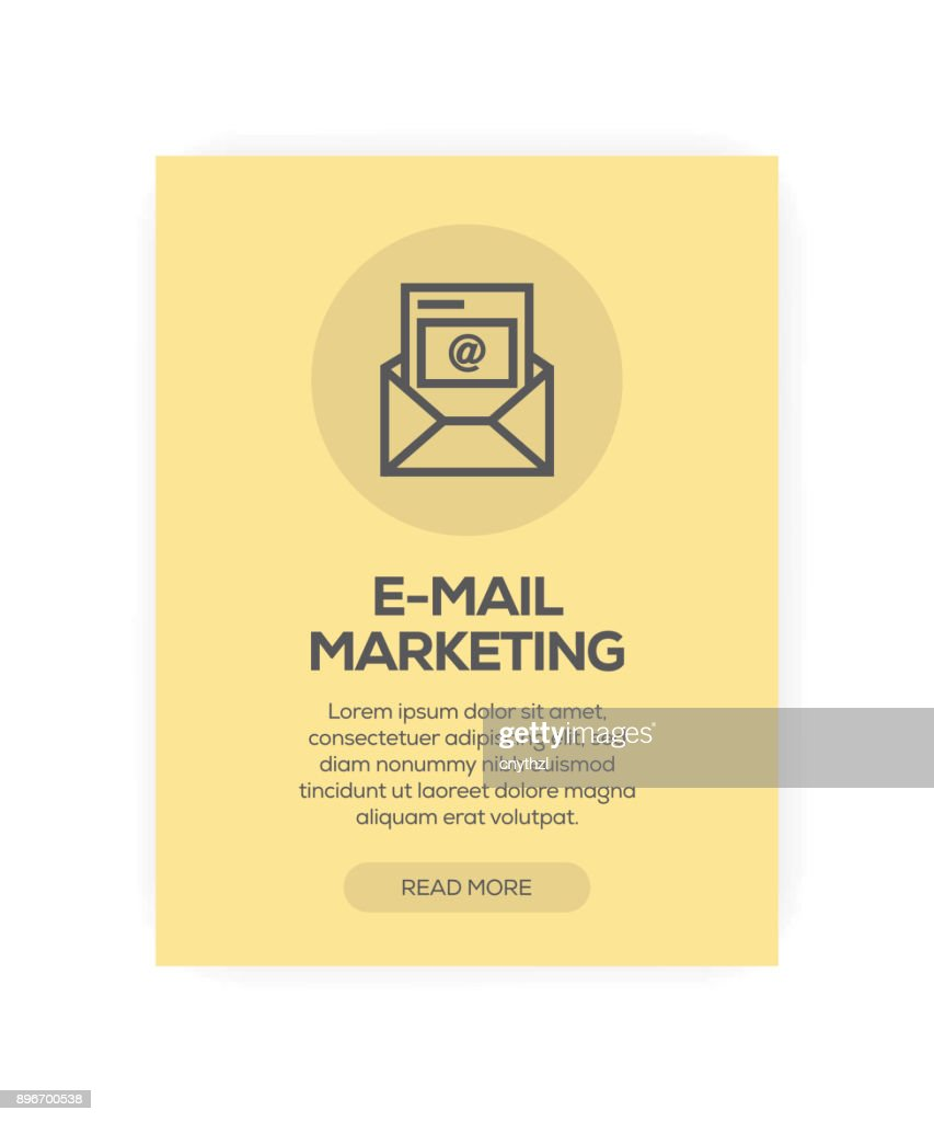 Email Marketing Concept High-Res Vector Graphic - Getty Images