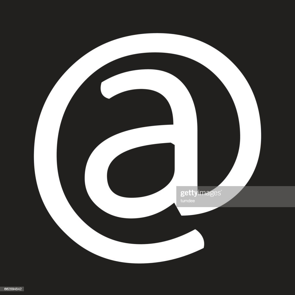 Email Symbol Icon Vector Art Getty Images