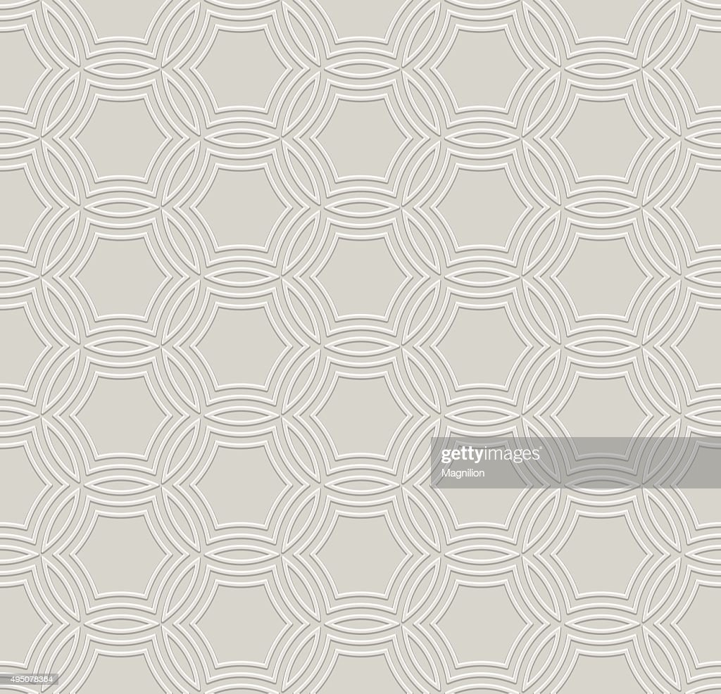 Embossed Seamless Pattern