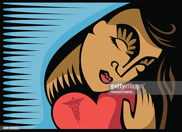 embracing health and medicine - sociology stock illustrations, clip art, cartoons, & icons
