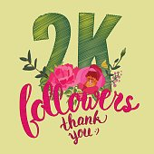 embroidery followers 2K Green