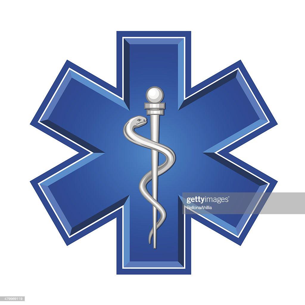 Emergency medical symbol