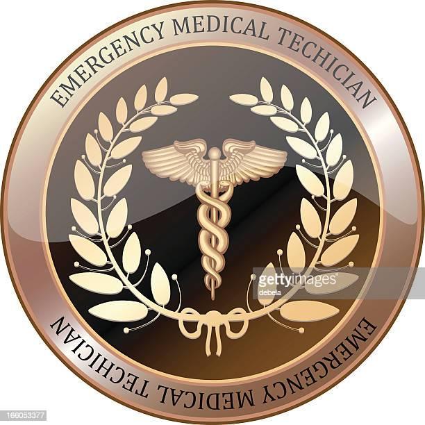 Emergency Medical Technician Shield