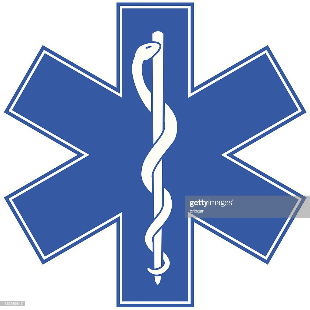 Emergency medicine symbol star of life vector art getty images emergency medicine symbol star of life vector art buycottarizona