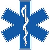 Emergency Medicine Symbol - Star of Life