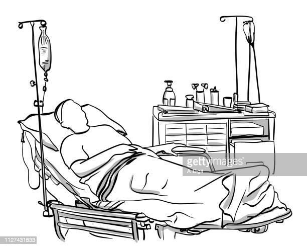 emergency - hospital stock illustrations