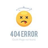 Emoji dead 404 error