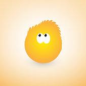 Emoji with Funny Hair