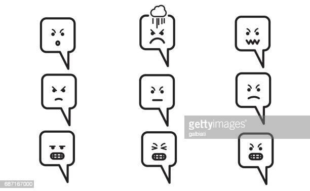 Emojis set 4