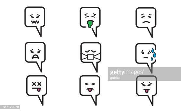 Emojis set 6