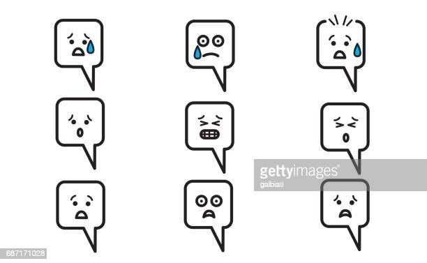 Emojis set 8
