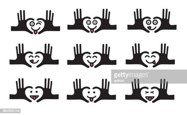 Emojis set 9
