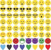 Emojis set