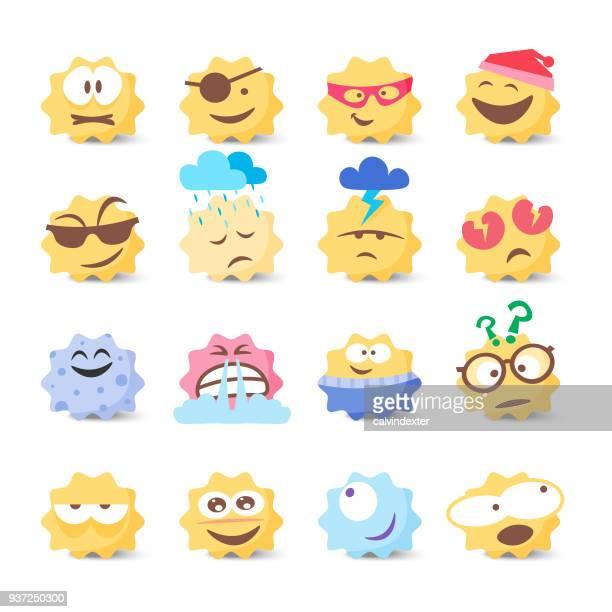 Emoticons collectie