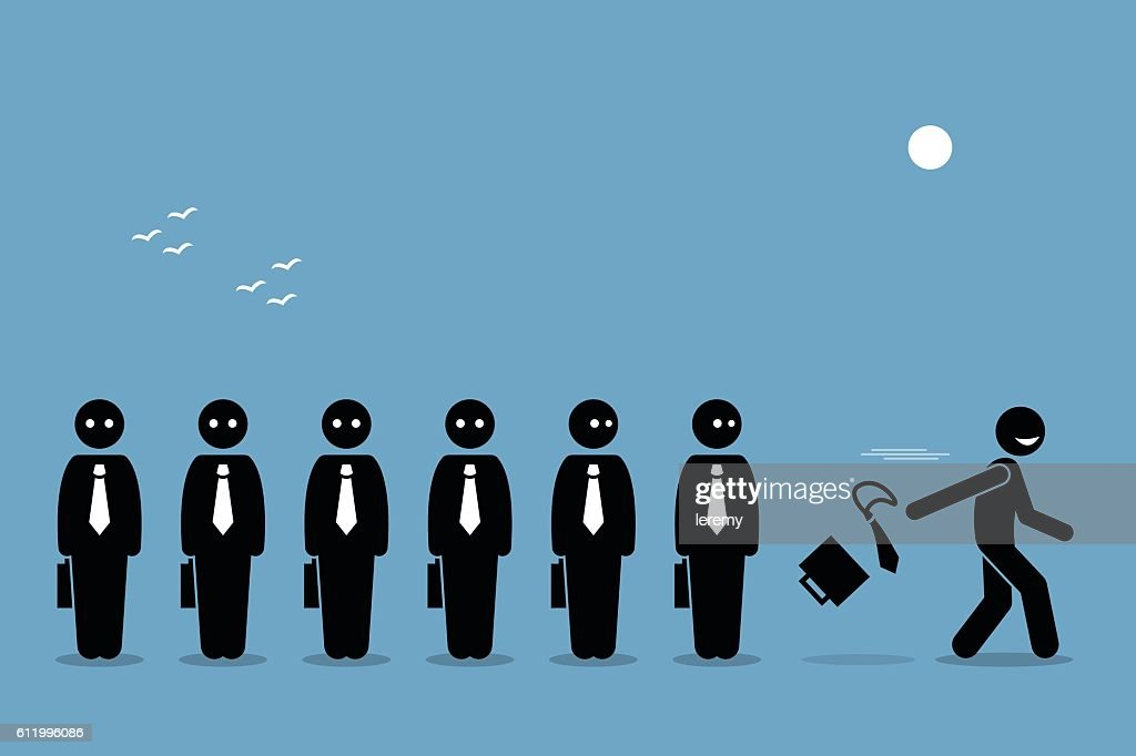 Employee Quiting Job