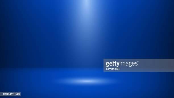 空の背景シーンスポットライトが照らされた - スポットライトをあてる点のイラスト素材/クリップアート素材/マンガ素材/アイコン素材
