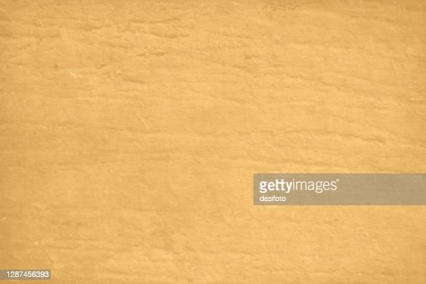 empty blank light brown or khaki coloured grunge textured wrinkled vector backgrounds - khaki stock illustrations