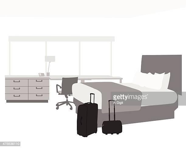Model D Chambre D Hotel Dessin : Illustrations et dessins animés de chambre d hôtel getty