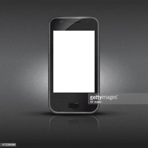 Empty Smart Phone