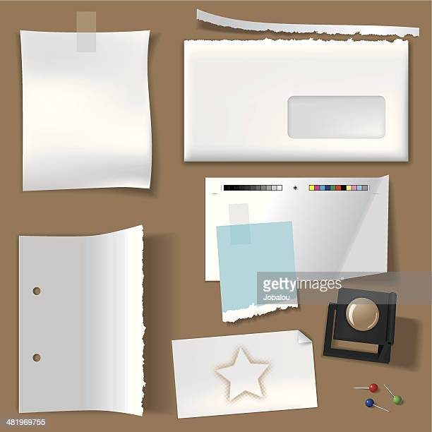 empty space elements - card file stock illustrations, clip art, cartoons, & icons