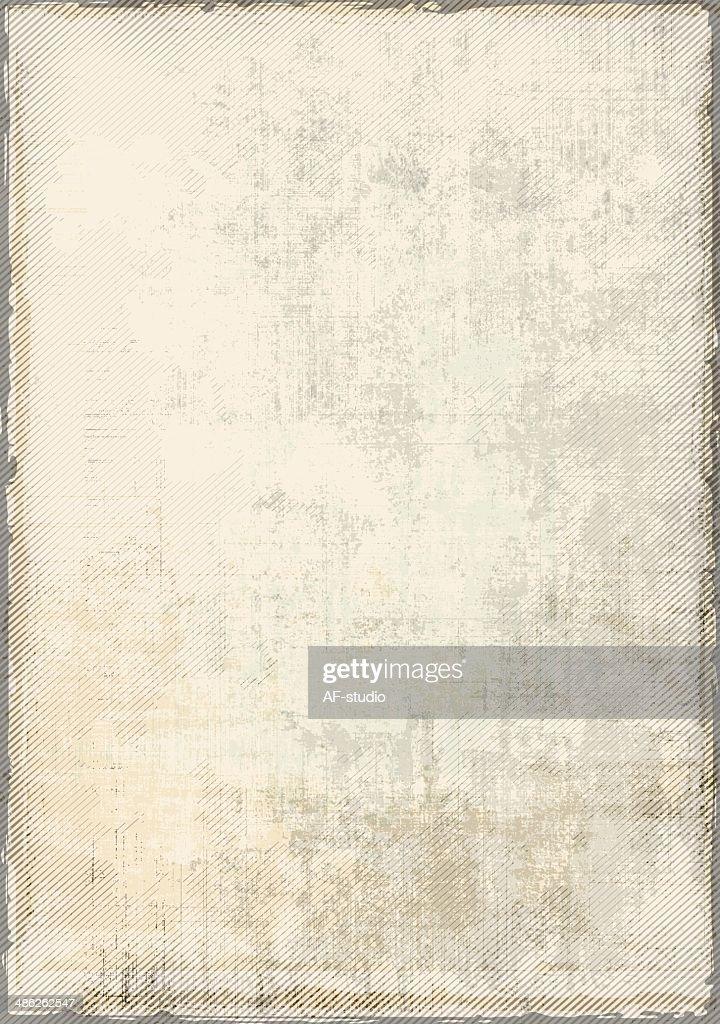 Empty Vintage Background : stock illustration