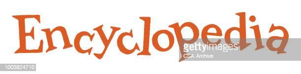 encyclopedia - enciclopedia stock-grafiken, -clipart, -cartoons und -symbole